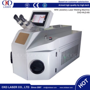 Hot Selling Jewellry Gold Laser Spot Weld Machine for Wholesales pictures & photos