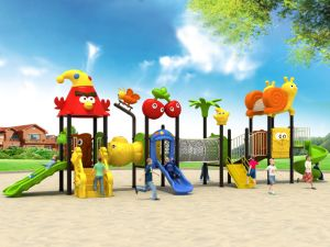 Early Childhood Playground Equipment for Kids Outdoor Use pictures & photos