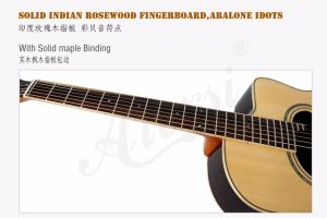 Good Price Gypsy Jazz Guitar with Best Quality pictures & photos