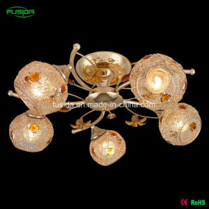 Modern Popular Indoor Pendant Light with Crystal pictures & photos