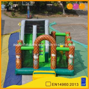 Amusement Park Slide Safari Inflatable Combo for Kids Toy (AQ07102-35) pictures & photos