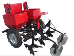High Efficiency Garlic 2 Row Potato Planting Machine Planter for Sale pictures & photos