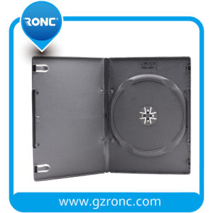 PP Material Single/Double DVD Cases 7mm pictures & photos