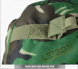 Tactical Outdoor Camouflage Bag for Military and Police with 2 Hydration Bags pictures & photos