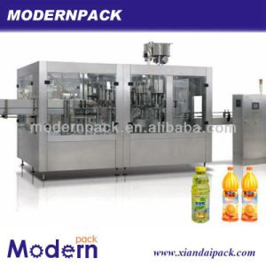 3 in 1 Bottle Filling Machine/Hot Juice and Tea Filling pictures & photos
