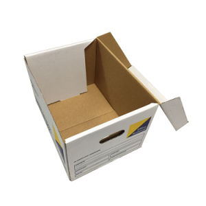 Top Cover Lid Foldable Storage with Cardboard Corrugated Paper pictures & photos
