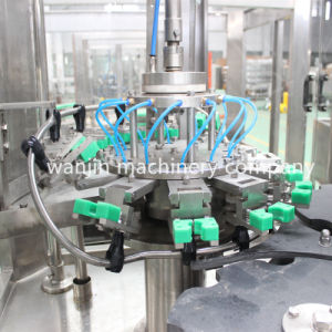 GFP Series Negative Pressure Filler Production Line pictures & photos