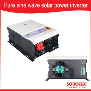 Pure Sine Wave Solar Power Inverter with MPPT Solar Charge Controller Ssp3115c 1000-6000kw pictures & photos