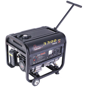 CE 6.7HP 200cc 3300 Watts Peak Output Gasoline Generators (WK3300) pictures & photos