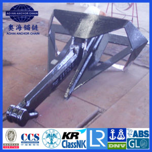 Flipper Delta or Delta Flipper Anchor with ABS, Lr, BV, Dnv, Gl Class Certficiate pictures & photos