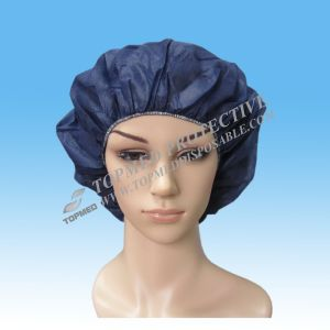 Surgical Scrub Hats for Women, Bouffant Surgical Caps pictures & photos