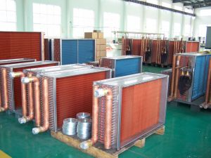 Copper Tube Refrigeration Unit Condenser pictures & photos
