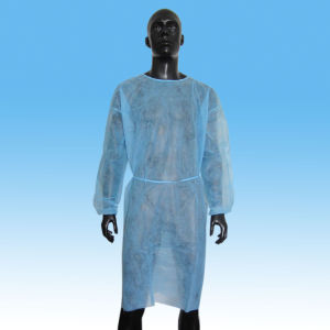 Disposable Sterile Operating Gown for Hospital and Doctors pictures & photos