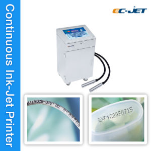 Dual-Head Continuous Ink-Jet Printer for Candy Bag (EC-JET910) pictures & photos