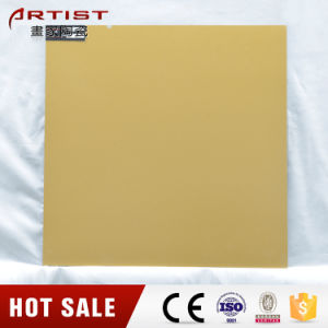 White Matte Floor Tile with Simple Design pictures & photos
