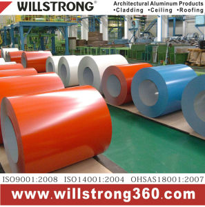Pre-Coated Aluminum Coil for Roofing & Ceiling pictures & photos