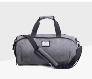 Duffel Bag Sports Gym Travel Luggage Including Shoes Compartment, Waterproof Oxford Bags pictures & photos