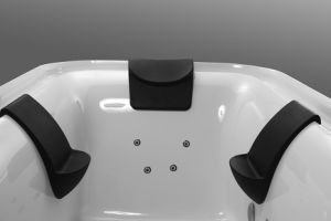 Jacuzzi Tub with Massage Air Bubble Fucntion, Hot Tub in Best Selling Model pictures & photos