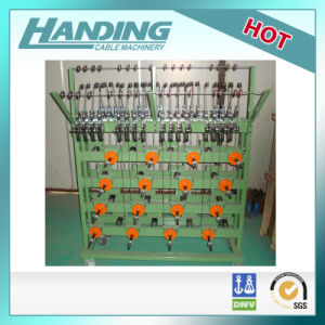 HD-180 Dynamic Bobbin Pay off Machine pictures & photos