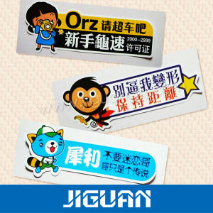 High Quality Full Colr Cmyk Printing Adhesive Label Sticker pictures & photos
