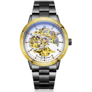Customised Design New Swiss Mechanical Watch for Man pictures & photos