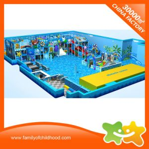 Deep Sea Theme Kids Soft Indoor Play Centre Equipment for Sale pictures & photos