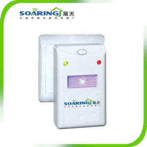 Riddex Ultrasonic and Electromagnetic Pest Control with Night Light pictures & photos