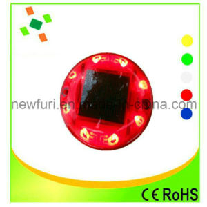 360 Degree Visible Cat Eye Reflector Solar LED Road Stud pictures & photos