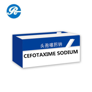 USP Cefotaxime Sodium for Anti-Inflammatory Use pictures & photos