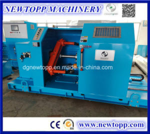 High-Speed Cantilever Cable Single Twisting Machine pictures & photos