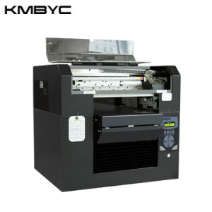 Byc A3 Size High Speed 8 Channels Inkjet DTG T Shirt Printer pictures & photos