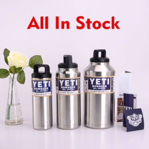 18oz/36oz/64oz Yeti Rambler Bottle Stainless Steel with Insulated pictures & photos