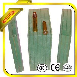 Safety Clear Laminated Glass Bullet-Resistant Glass with Ce. CCC. ISO901 pictures & photos