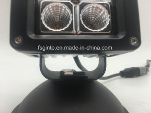Waterproof CREE 16W Spot/Flood Cube LED Work Light for Jeep (GT1022-16W) pictures & photos