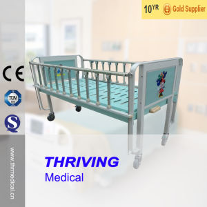 Thr-CB005 One-Crank Children Adjustable Medical Bed pictures & photos