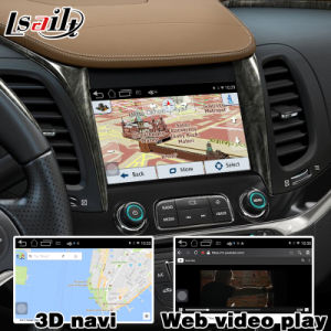 Android 4.4 GPS Navigation Box for Chevrolet Impala Malibu etc Video Interface Box GM Intellink Mylink System pictures & photos