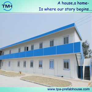 Steel Building Prefabricated Construction for Larbor Camp pictures & photos