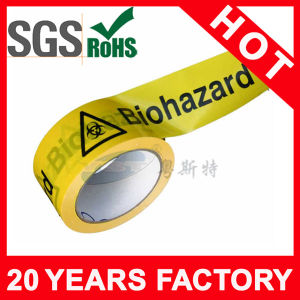 Bi-Color PE Safety Tape (YST-WT-009) pictures & photos