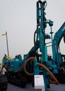 Hot Sale Swdh90 Hydraulic Rock Drill pictures & photos