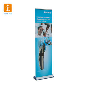 Pull up Roll up Banner Stand Display Match Stands pictures & photos