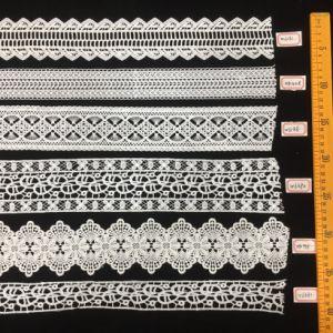 Customized High Quality Trimming Lace with Factory Price pictures & photos