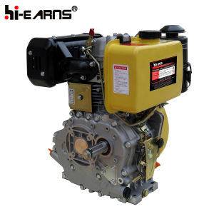 9HP 1500rpm Diesel Engine with Oil Bath Air Filter (HR186FS) pictures & photos