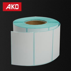 Eco-Friendly Grease Proofing Heat Sensitive Self Adhesive Sticker Clothing Babel pictures & photos