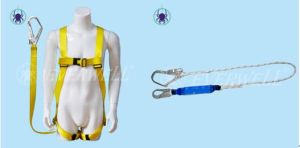 Full Body Harness with One-Point Fixed Mode and Three Adjustment Points (EW0110H) -Set4