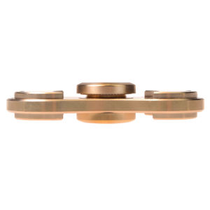 Pure Brass Fidget Toy Over 4 Mins Hand Finger Spinner pictures & photos