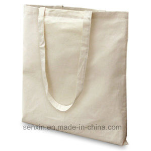 Wholesale Standard Size Cotton Tote Handbags pictures & photos