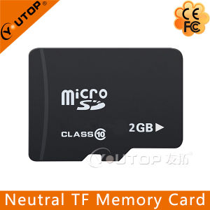 Wholesale Neutral C10 Micro SD TF Memory Card 2GB pictures & photos