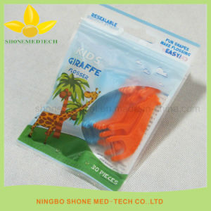Dental Floss Used for Tooth Cleaning pictures & photos