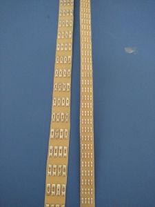 Metal Foil Half Bridge Strain Gauge pictures & photos