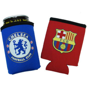 Custom Sublimation Neoprene Beer Can Cooler pictures & photos
